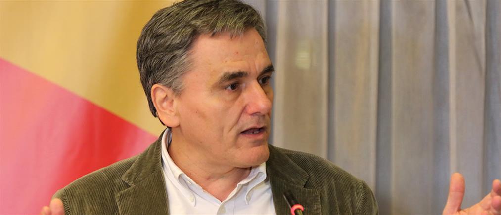 Τσακαλώτος: δεν θα είναι για όλους η ρύθμιση των 120 δόσεων στην Εφορία