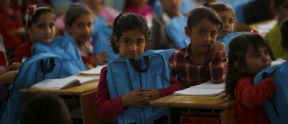 Απειλούν Διευθυντή Γυμνασίου επειδή δέχθηκε προσφυγόπουλα στο σχολείο