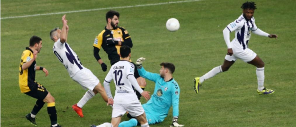 """Κύπελλο Ελλάδας: με το... βλέμμα στους """"8"""" η ΑΕΚ"""