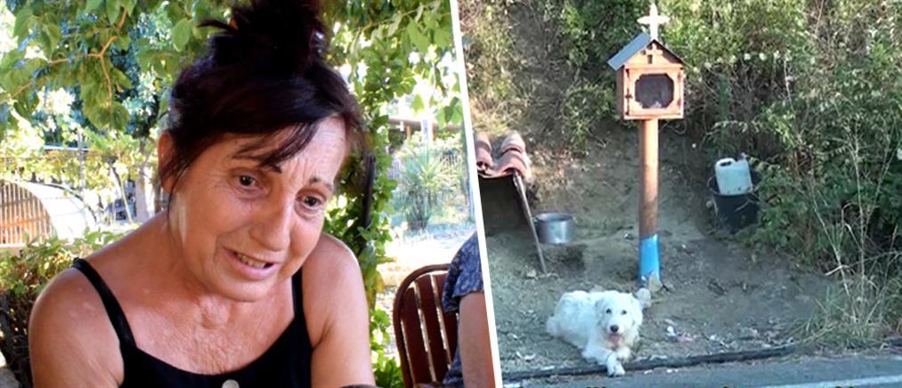"""Με δάκρυα στα μάτια η μητέρα του Χάρη ζητά πίσω τον """"Χάτσικο της Ναυπάκτου"""" (βίντεο)"""