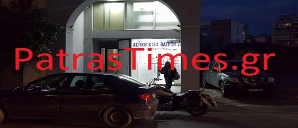 """""""Πυροσβέστες"""" λήστεψαν τα γραφεία του ΚΤΕΛ στην Πάτρα"""