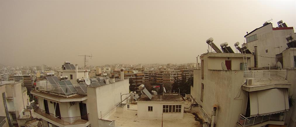 Τοπικές βροχές και σκόνη τη Μεγάλη Δευτέρα