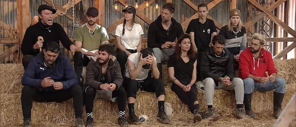 """""""Η Φάρμα"""": Συγκλονιστική η """"μάχη"""" για την αποχώρηση (βίντεο)"""