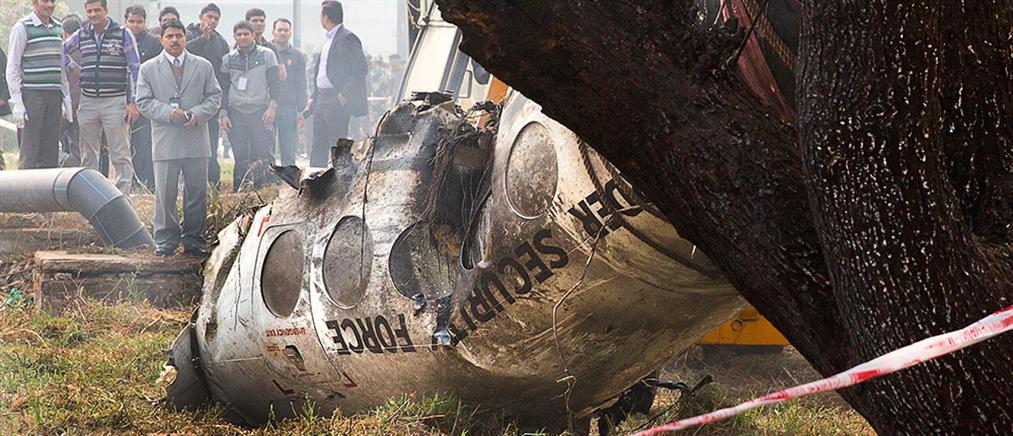 Συντριβή αεροσκάφους με 10 νεκρούς