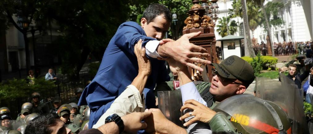 Βενεζουέλα: κοινοβουλευτικό πραξικόπημα κατήγγειλε ο Γκουαϊδό