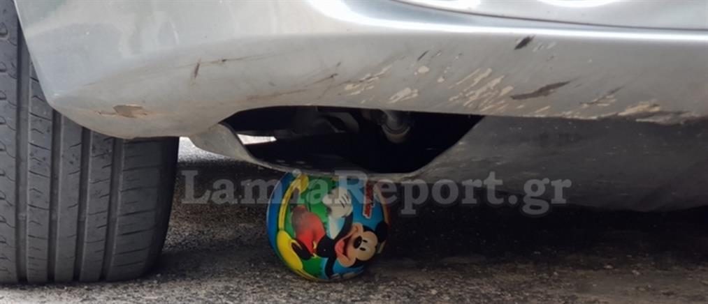 Ηλικιωμένη οδηγός παρέσυρε παιδί (εικόνες)