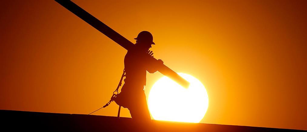 Νέα έρευνα: Η ζέστη αποδυναμώνει τον κορονοϊό