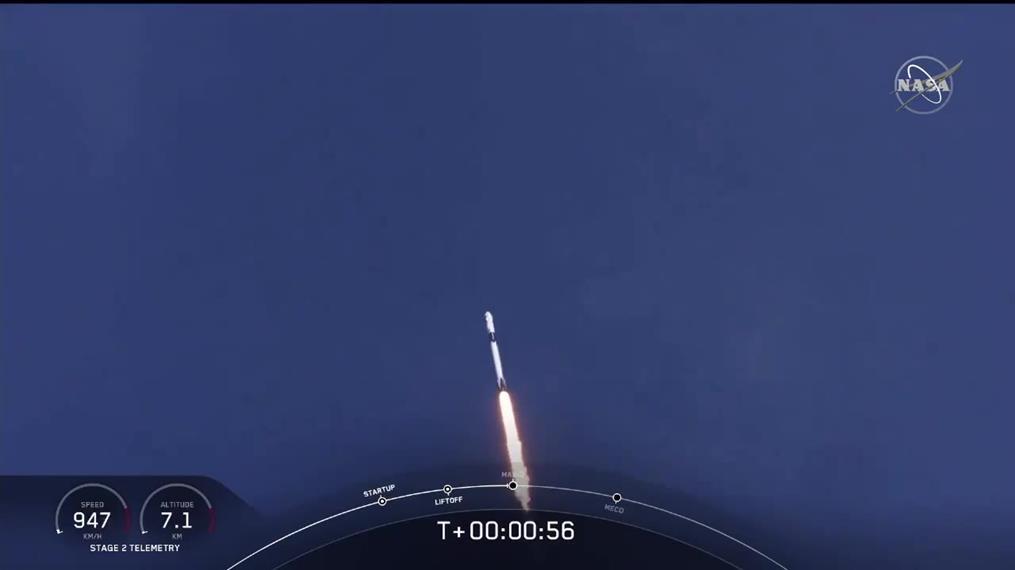 H πορεία του SpaceX