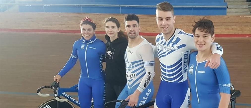 Πρώτο μετάλλιο για την Ελλάδα στην ποδηλασία ΑμεΑ