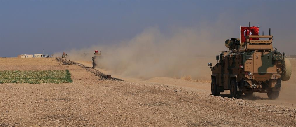 Εισβολή στη Συρία ετοιμάζει ο Ερντογάν