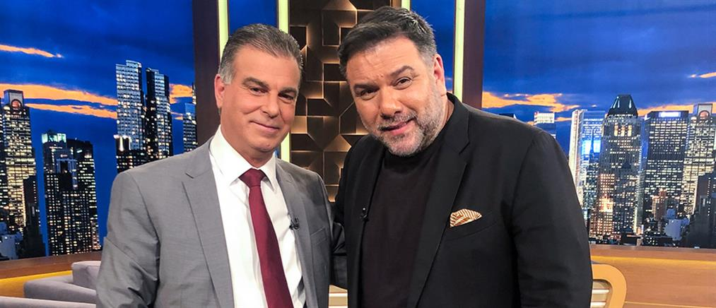 """The 2Night Show"" - Νικόλας Βαφειάδης: Η δολοφονία Καραϊβάζ ήταν σοκ"
