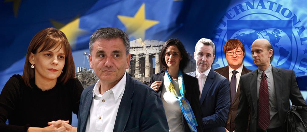 Αγώνας δρόμου για το Eurogroup της Παρασκευής