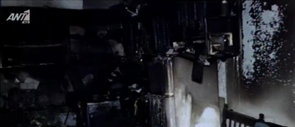 Φωτιά στον Άγιο Δημήτριο: τραγωδία σε ισόγειο διαμέρισμα
