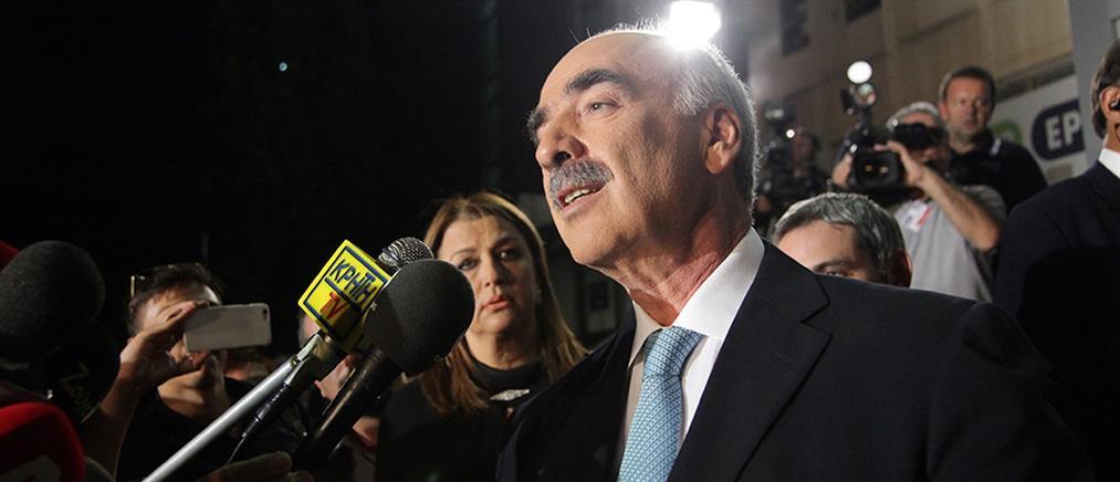 Μεϊμαράκης: Αν η ΝΔ κερδίσει τις εκλογές θα πάω πρώτα στον Τσίπρα