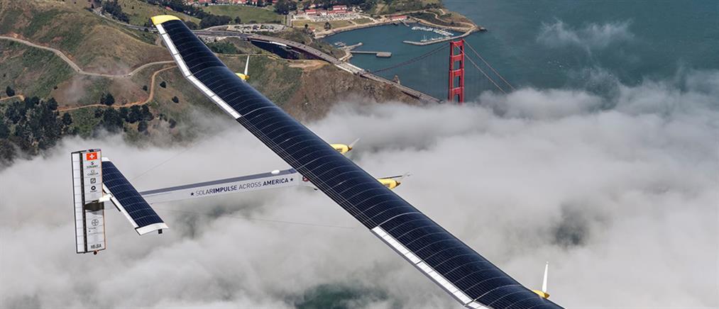 Στο Άμπου Ντάμπι το ηλιακό αεροσκάφος Solar Impulse 2