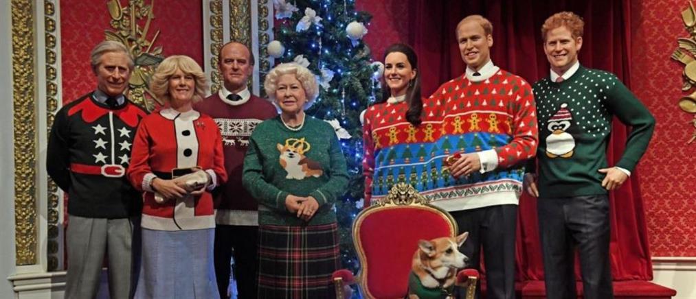 Η βασιλική οικογένεια της Βρετανίας όπως δεν την έχετε ξαναδεί! (Βίντεο)