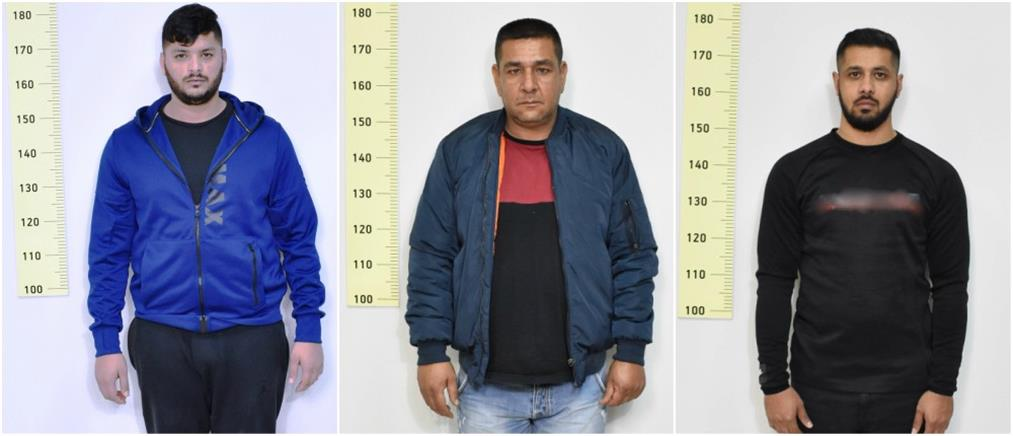 ΕΛ.ΑΣ.: Τα μέλη σπείρας που εξαπατούσαν ηλικιωμένους (εικόνες)