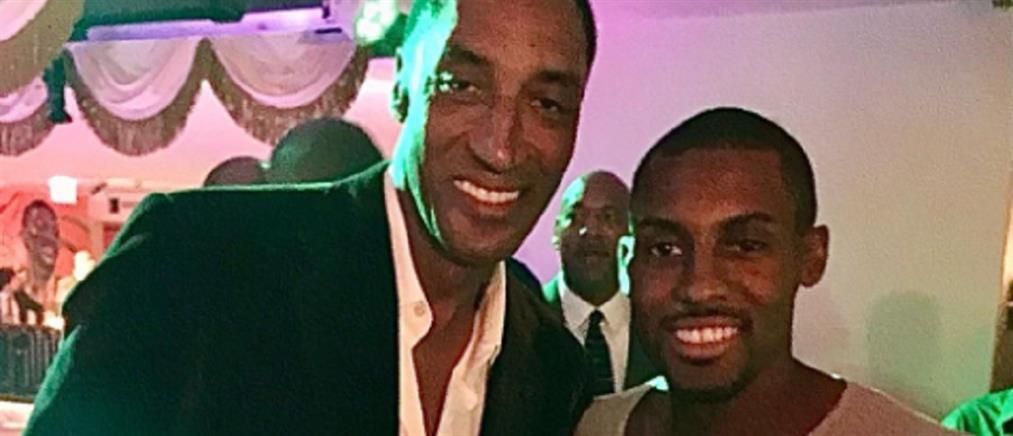 NBA - Σκότι Πίπεν: πέθανε ο πρωτότοκος γιος του