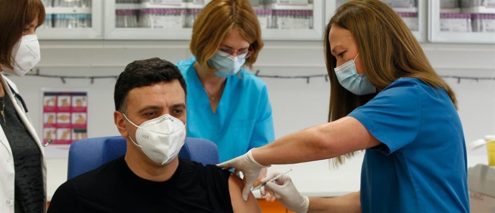 Κικίλιας: Ζήτημα και στάση ζωής ο εμβολιασμός