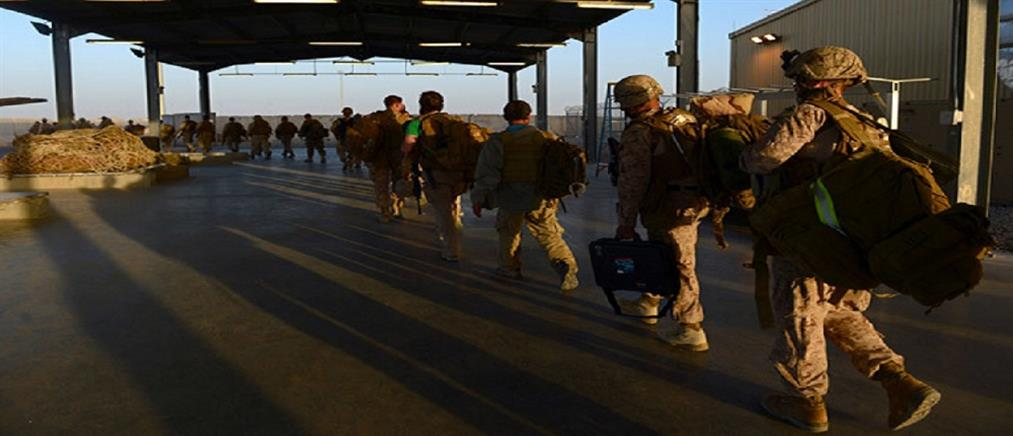 Φεύγουν από το Αφγανιστάν τα μάχιμα στρατεύματα του ΝΑΤΟ