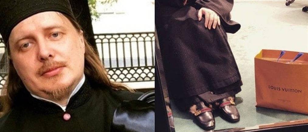 """Σάλος για τον ιερέα που """"λατρεύει"""" Gucci και Louis Vuitton! (εικόνες)"""