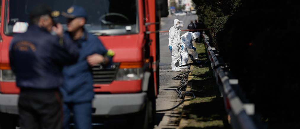 Συναγερμός για εκρηκτικά που βρέθηκαν σε δασάκι