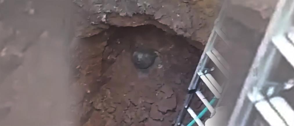 Απομάκρυνση 50 χιλιάδων κατοίκων για βόμβα που βρέθηκε στο Κορδελιό (βίντεο)