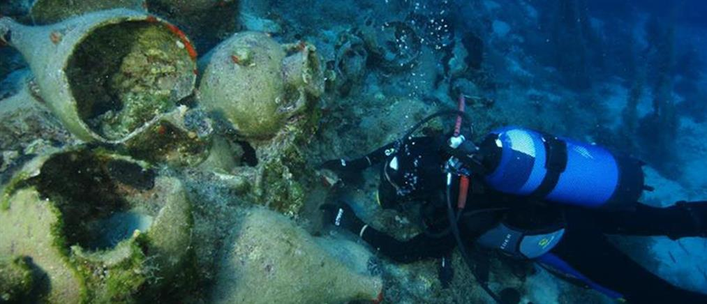 Κρυμμένος θησαυρός: Ακόμα 23 ναυάγια στο αρχιπέλαγος των Φούρνων (φωτό)