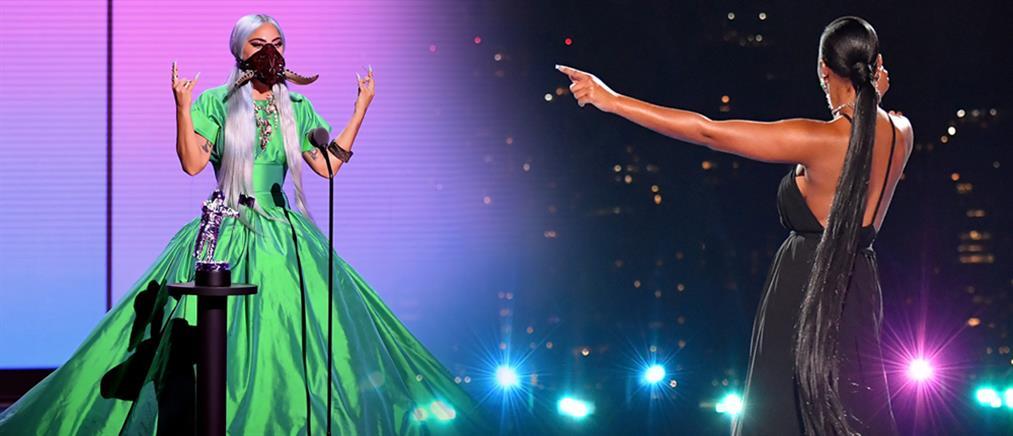 """MTV Video Music Awards"" χωρίς κοινό και με πολλά μηνύματα (βίντεο)"