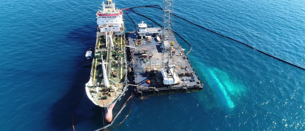 ΥΕΝ: βελτιωμένη η εικόνα στις ακτές Σαλαμίνας και Αττικής (βίντεο)