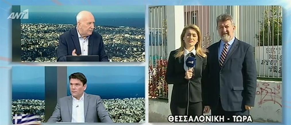 Ο δήμαρχος Νεάπολης – Συκεών στον ΑΝΤ1 για τις απόπειρες αρπαγής ανηλίκων (βίντεο)