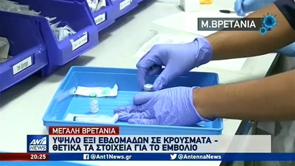 Κορονοϊός: Εμβόλιο πριν από τις εκλογές υπόσχεται ο Τραμπ