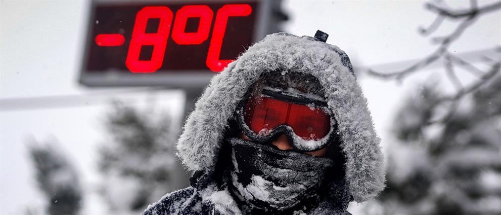 Έκτακτο δελτίο ΕΜΥ: Χιόνια και στα πεδινά της χώρας