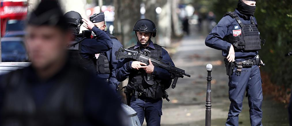 """Μαχητικό που έσπασε το φράγμα του ήχου η """"έκρηξη"""" στο Παρίσι (βίντεο)"""