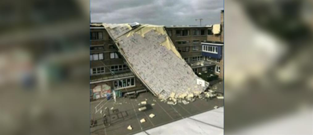 Φονική κακοκαιρία στο Βέλγιο (εικόνες)