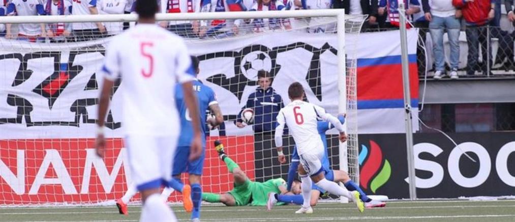 Κατάταξη FIFA: σκαρφάλωσε δυο θέσεις η Εθνική Ελλάδας
