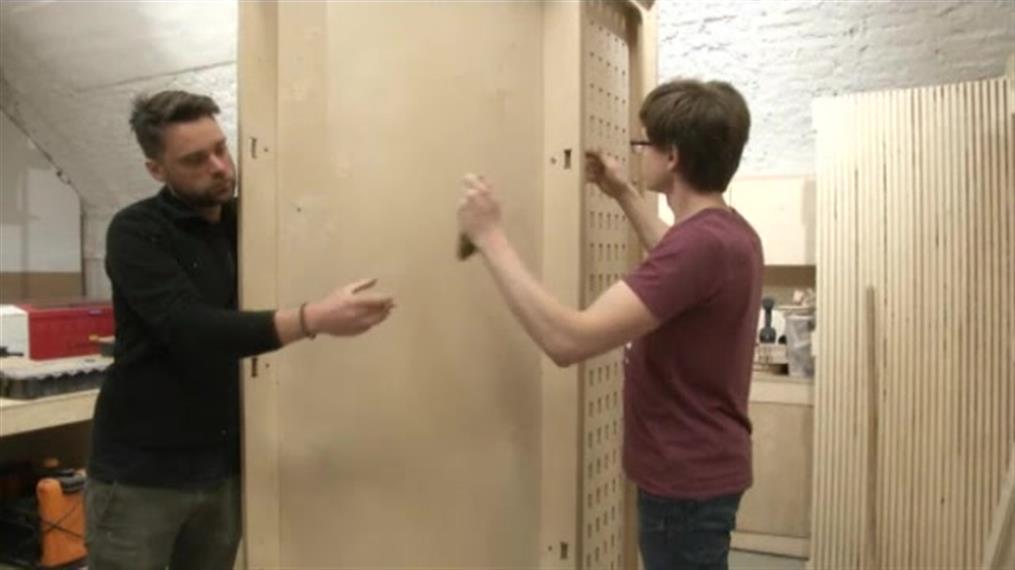 Κορονοϊός - χώρος εργασίας: Μεταφέρουν το δωμάτιο στον κήπο!