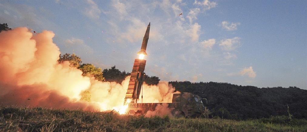 Βόρεια Κορέα: Οι ΗΠΑ καταδικάζουν την εκτόξευση πυραύλου