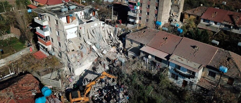 Οδοιπορικό του ΑΝΤ1 στη σεισμόπληκτη Αλβανία (βίντεο)