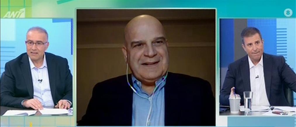 Άγγελος Κατσάγγελος: τι είπε στον ΑΝΤ1 ο επιστήμονας που ανιχνεύει τον κορονοϊό με ακτινογραφία (βίντεο)