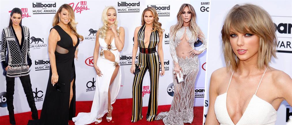 Οι πιο σέξι εμφανίσεις των βραβείων Billboard