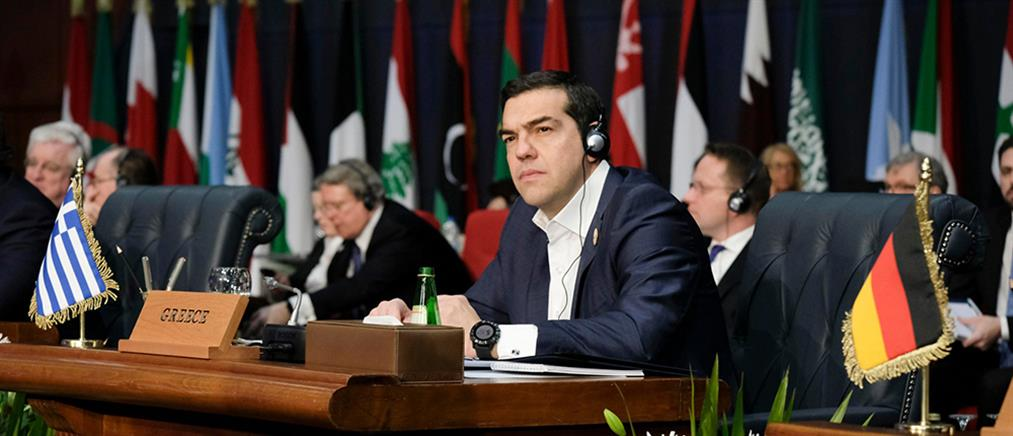 Στη Σύνοδο Κορυφής ΕΕ – Αραβικού Συνδέσμου ο Τσίπρας