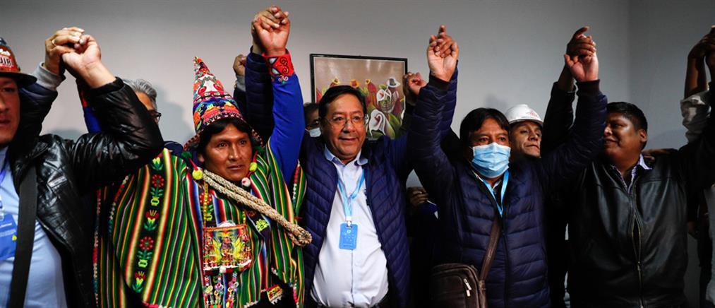 Βολιβία: Ο Λουίς Άρσε νέος Πρόεδρος
