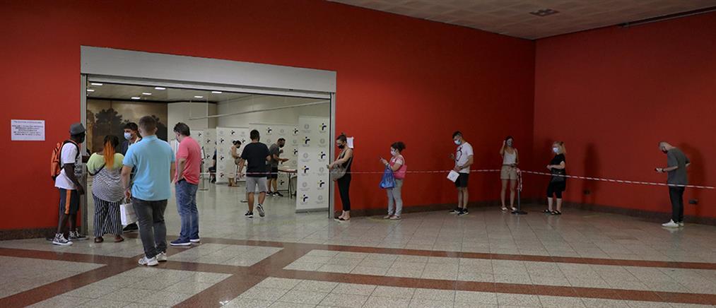 Κορονοϊός: Δωρεάν τεστ την Τετάρτη σε 139 σημεία της Ελλάδας
