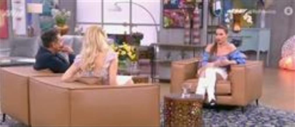 H αναφορά της Φαίης Σκορδά στις φήμες που θέλουν την Κατερίνα Στικούδη έγκυο (βίντεο)
