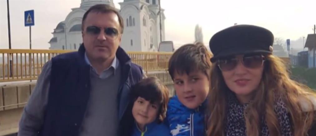 Κορονοϊός: Τετραμελής οικογένεια δίνει μάχη με την COVID-19 (βίντεο)