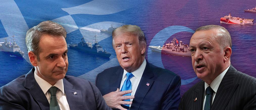 Στέιτ Ντιπάρτμεντ προς Τουρκία: σταματήστε τις προκλήσεις