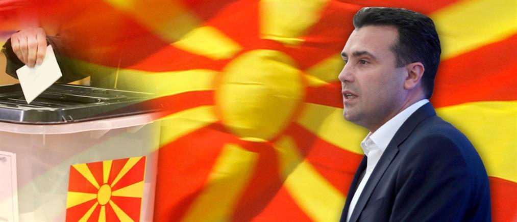 """Ζόραν Ζάεφ: Το """"όχι"""" παγώνει άρθρα της Συμφωνίας των Πρεσπών"""