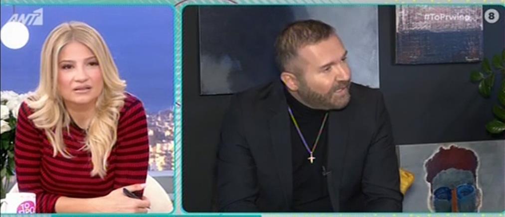 Γιώργος Βάλαρης: Με ποια ηθοποιό δεν θα συνεργαζόταν ξανά (βίντεο)