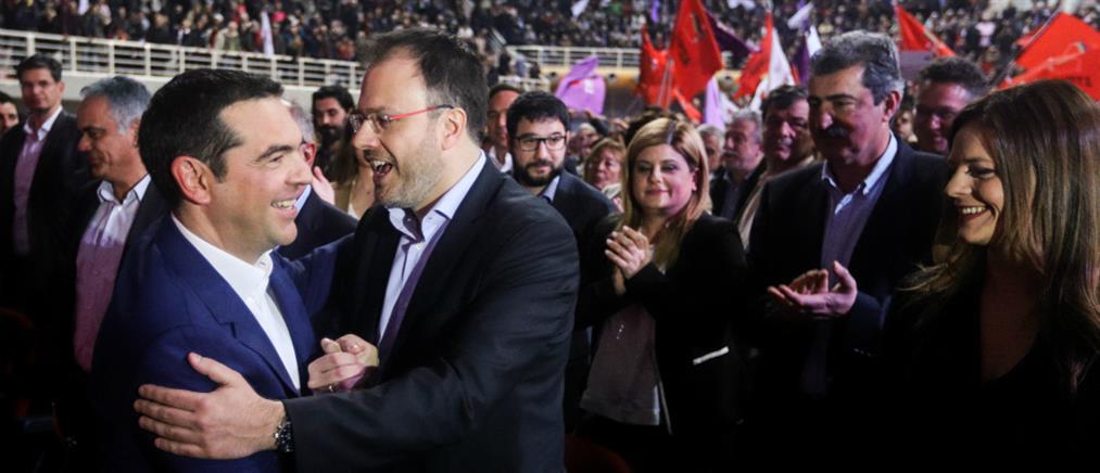 Υπουργός Τουρισμού ο Θανάσης Θεοχαρόπουλος